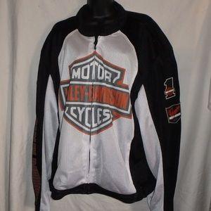 Harley Davidson Riding Jacket Mesh 2XL